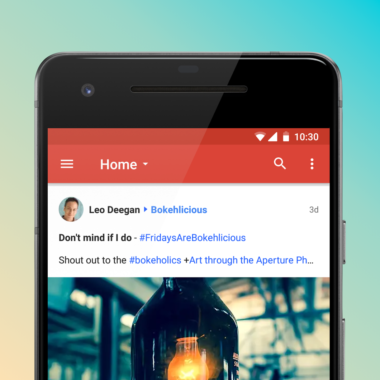 "Google to Launch ""Brand New"" Version of Google Plus on Android"