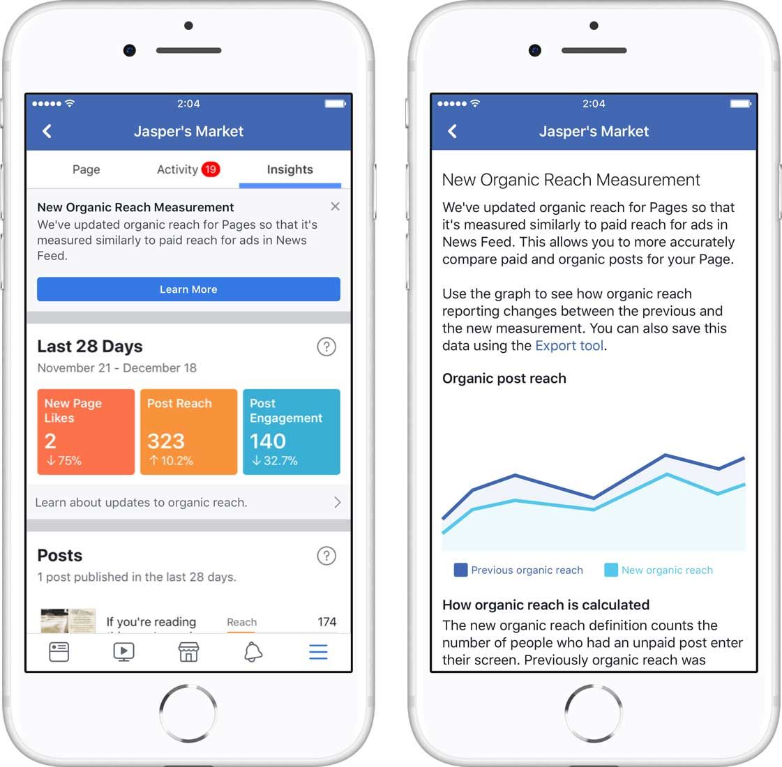 Facebook to Begin Measuring Post Reach Based on Actual Views