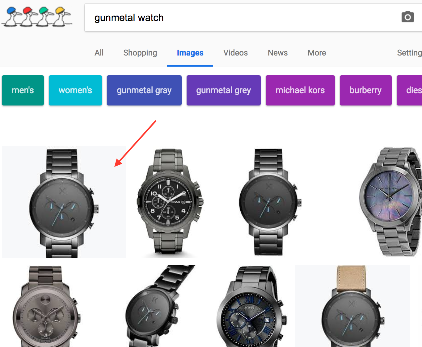 The Hidden Opportunity for E-commerce Websites in Google Images