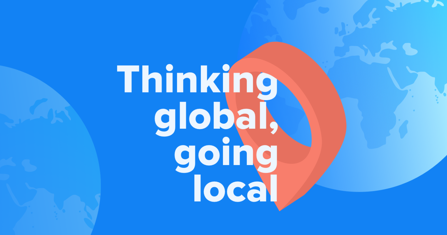 Thinking Global, Going Local: SEO from the Block