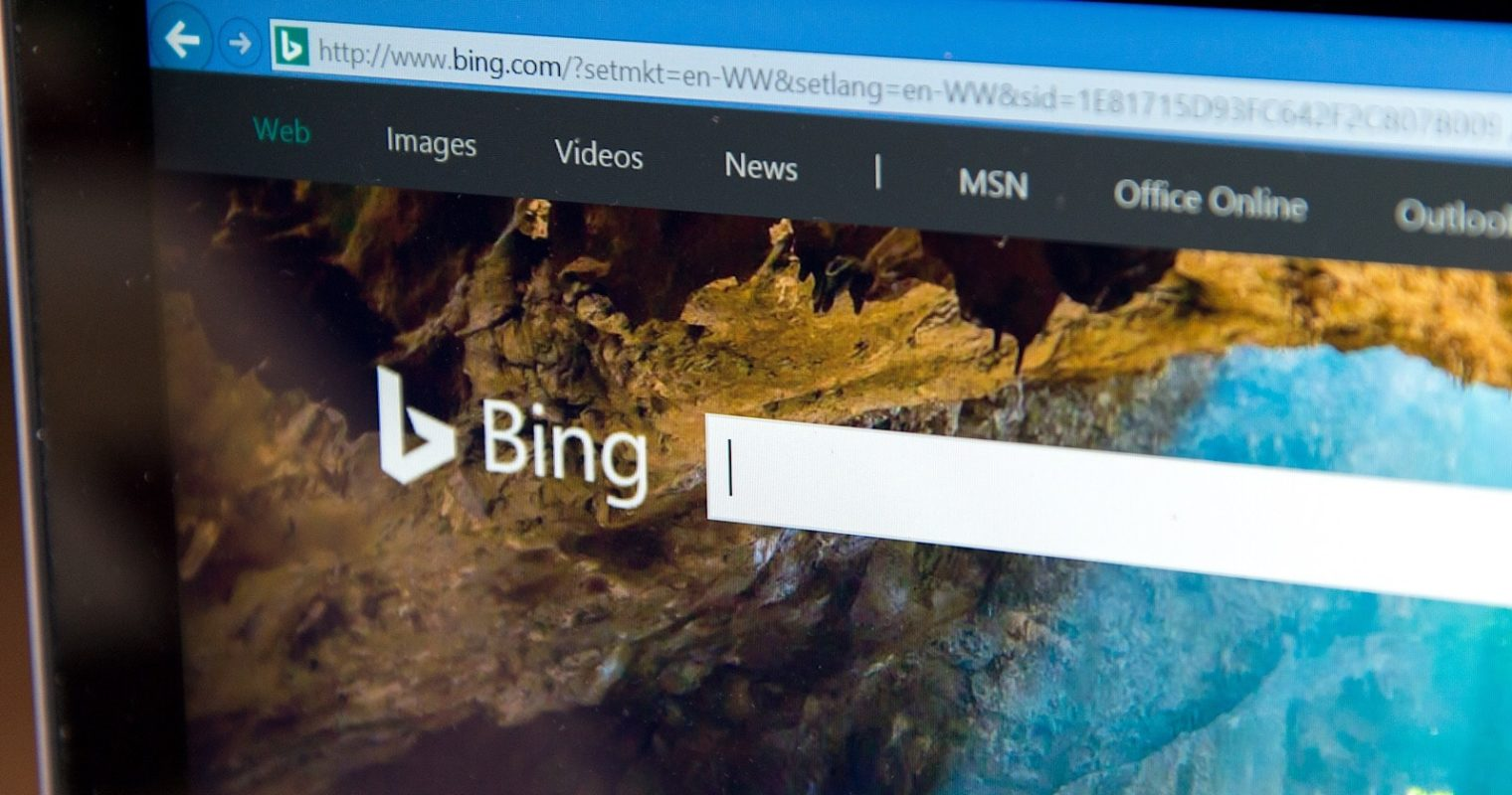 Bing Removes Side Text Ads, Adds New Bottom of Page Ad