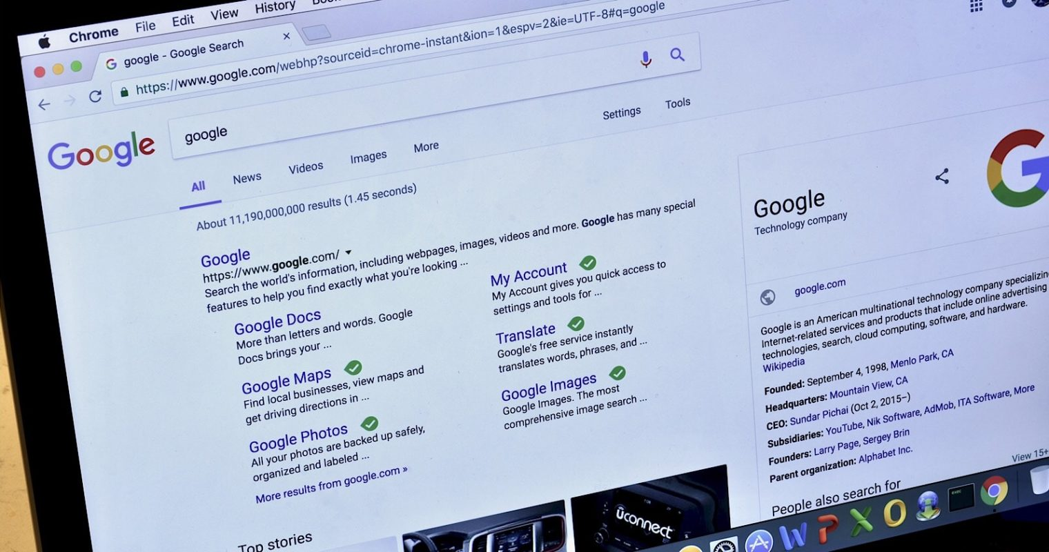Google Confirms Algorithm Update Occurred Last Week