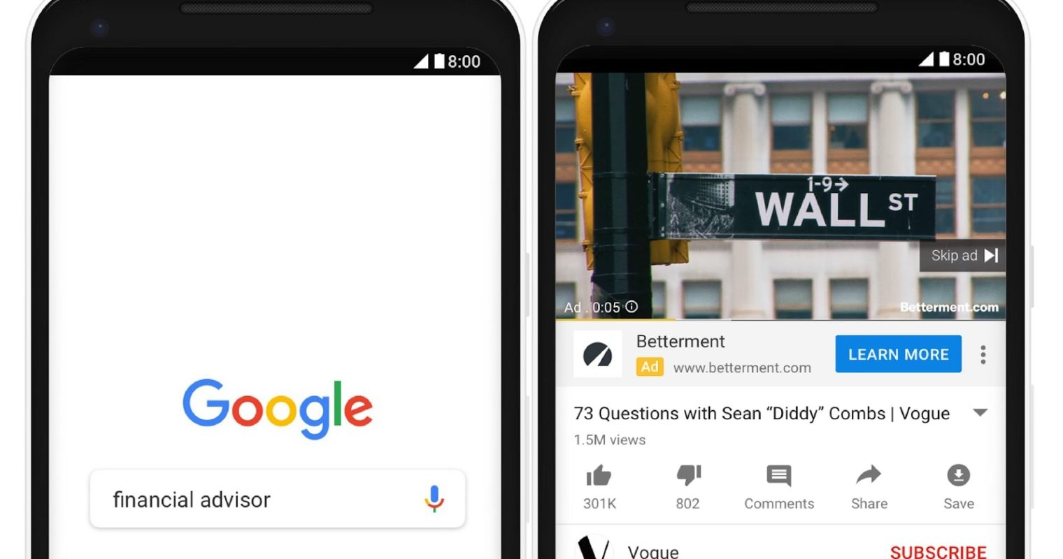 Google Advertisers Can Soon Retarget Searchers With YouTube Ads
