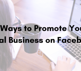 5 Ways to Promote Your Local Business on Facebook