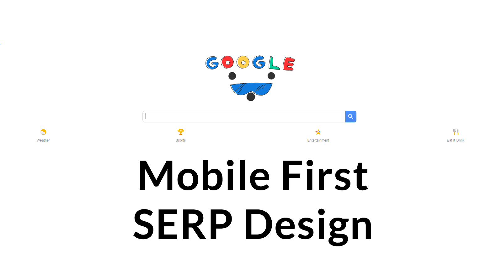 Clues in Google's Mobile SERPs Test by @martinibuster