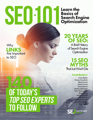 SEO 101: Learn the Basics of Search Engine Optimization