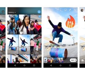 Instagram Lets Users Upload Multiple Photos and Videos to Stories