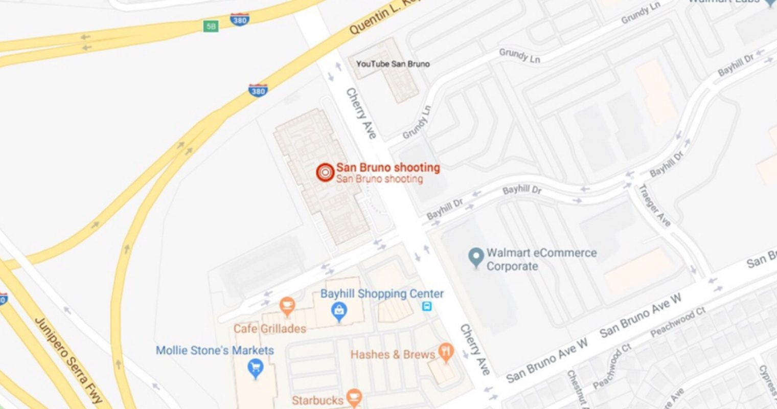 Google Maps Now Highlights Locations of Active Shootings