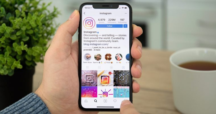 Instagram Lets Users Export Everything They've Shared