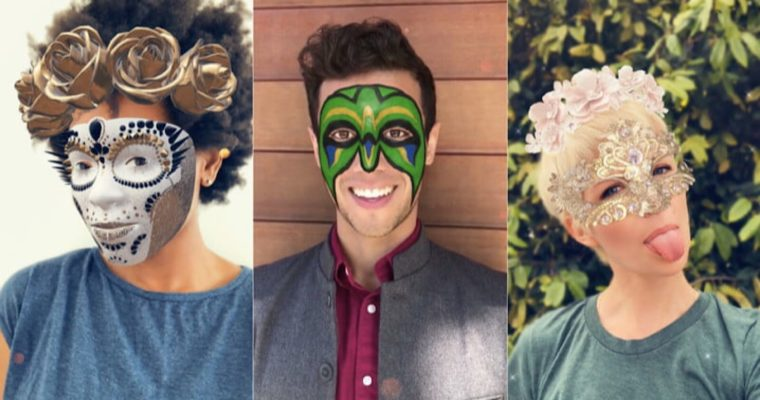 Snapchat Releases New Lenses Exclusively for iPhone X
