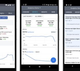 Facebook Introduces An Analytics App for iOS and Android