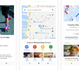 Google Maps to Deliver More Personal Recommendations Based on Machine Learning