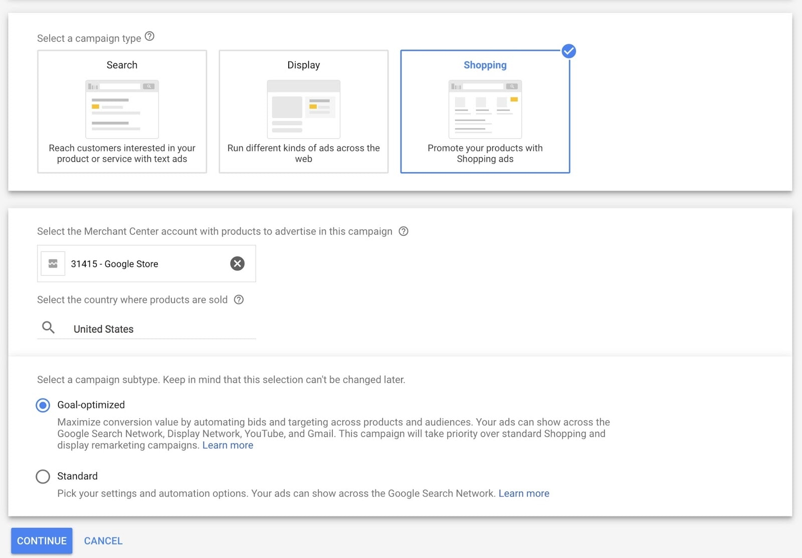 New Google AdWords Campaigns Use Machine Learning to Maximize Conversion Value