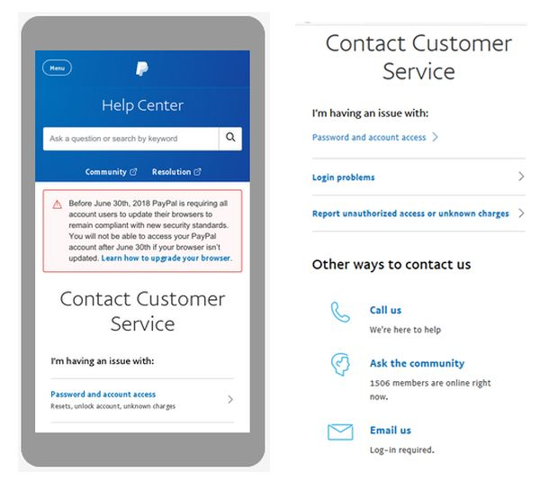 The 10 Best Ranking Contact Us Pages on the Web