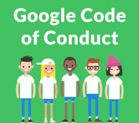 "Google's ""Don't Be Evil"" No Longer Prefaces Code of Conduct"