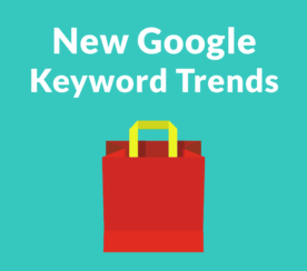New Google Data on Shopping Keywords