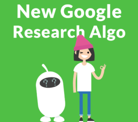 Google Publishes New Algorithm Research