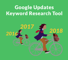 Google Trends Keyword Research Tool Updated