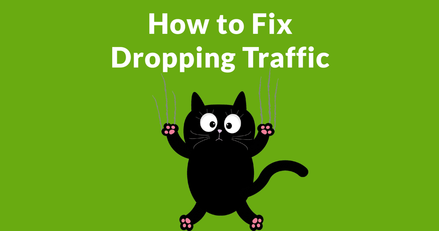 Traffic Dropped but Rankings Unchanged? How to Fix