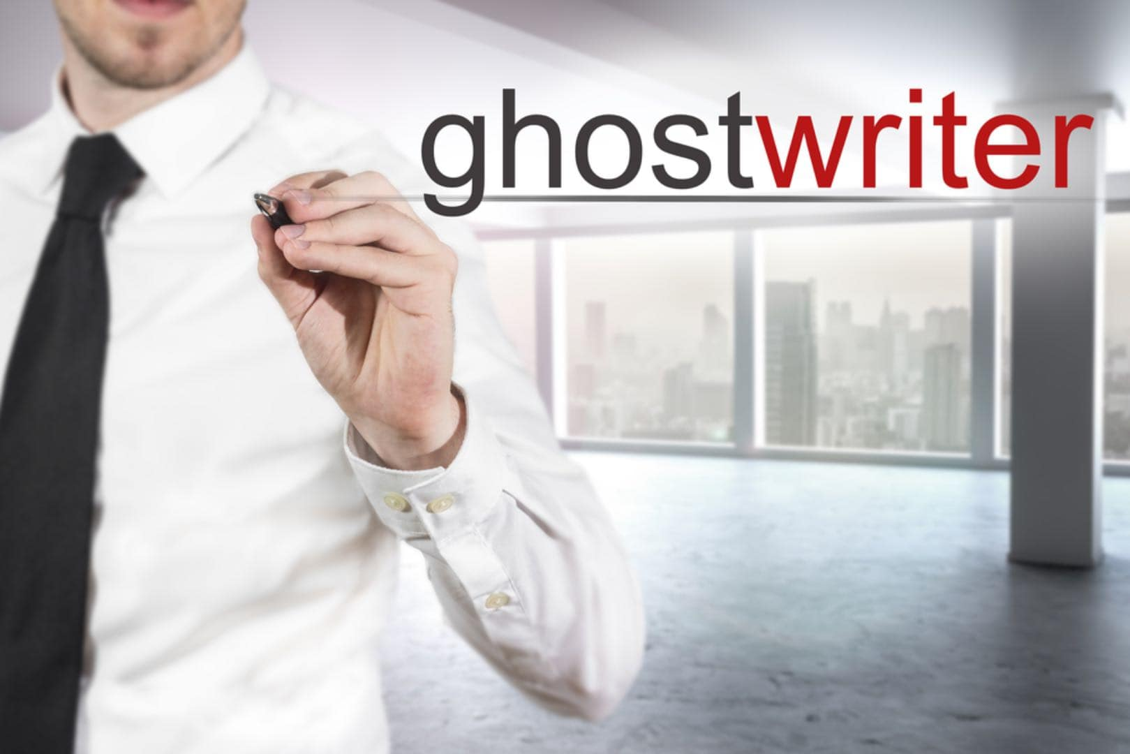 Find, Train & Retain Your Ghostwriter