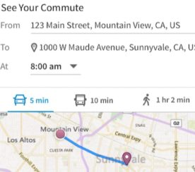 LinkedIn Teams Up With Bing Maps to Show Commute Times on Job Postings