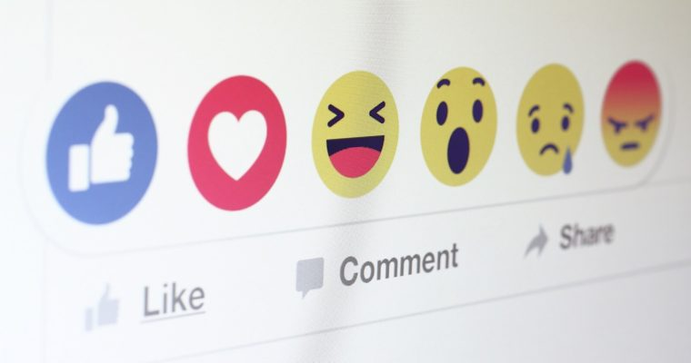 Facebook Puts an End to Temporary Reaction Buttons