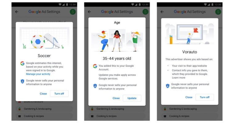 Google to Better Communicate Why Certain Ads Shown