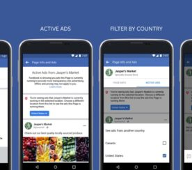 Facebook Lets Users See All Ads a Page is Running