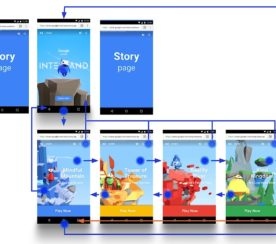 AMP Stories Updated With Advertising Capabilities