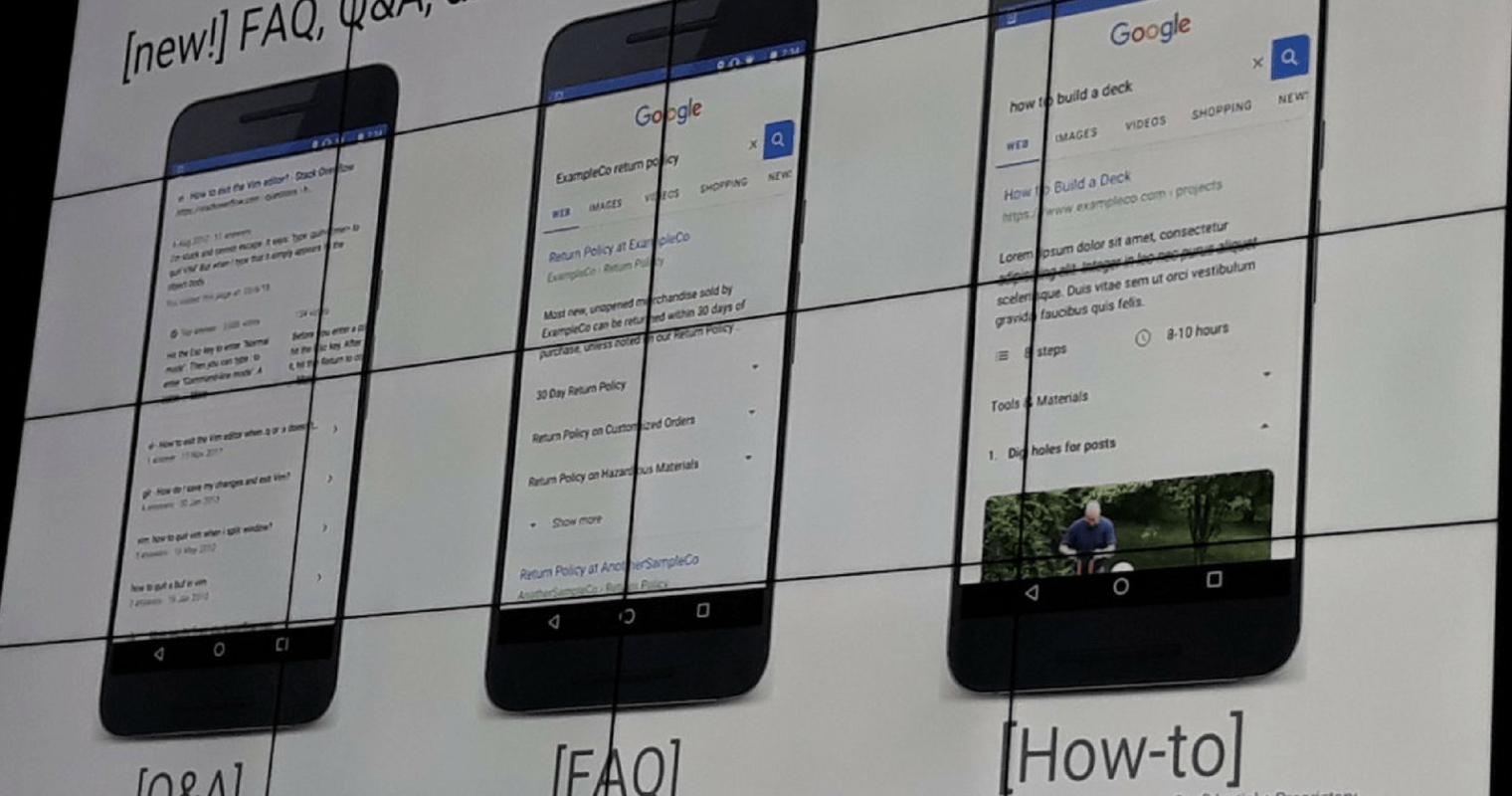 Google to Add Q&A, FAQ, and How-To Features in Search Results