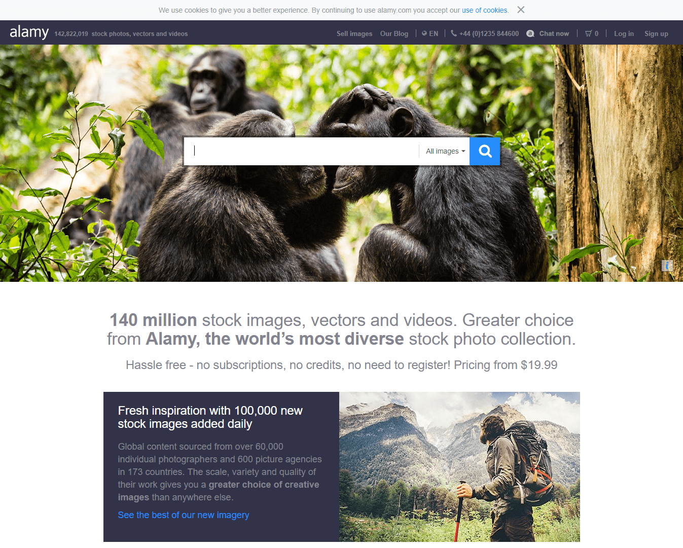 alamy-homepage-screenshot