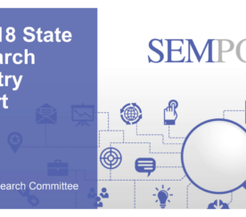 12th Annual SEMPO State of Search Results Released