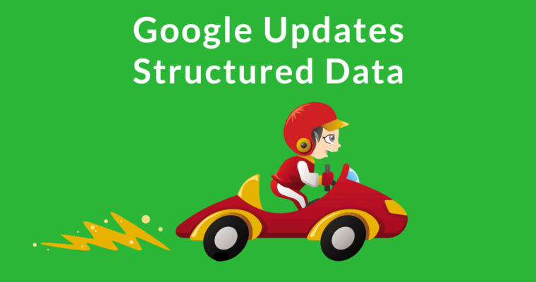 Google Updates Structured Data Requirements