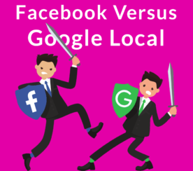 Facebook Challenges Google in Local Search