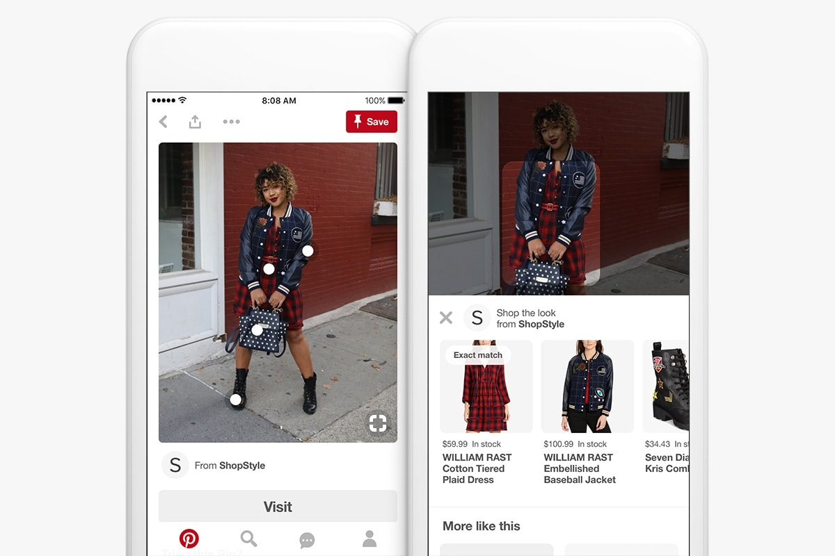 Pinterest Lets Small Businesses Use 'Shop the Look' Pins