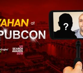 Win a Ticket to the 2018 U.S. Search Awards, Find Vahan at Pubcon!