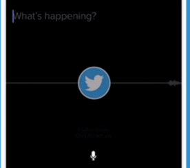 Twitter Adds Audio-Only Live Broadcasting
