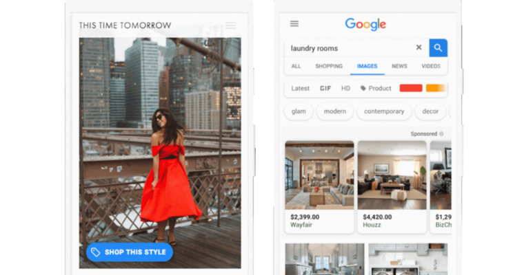 Google Introduces Shoppable Image Ads