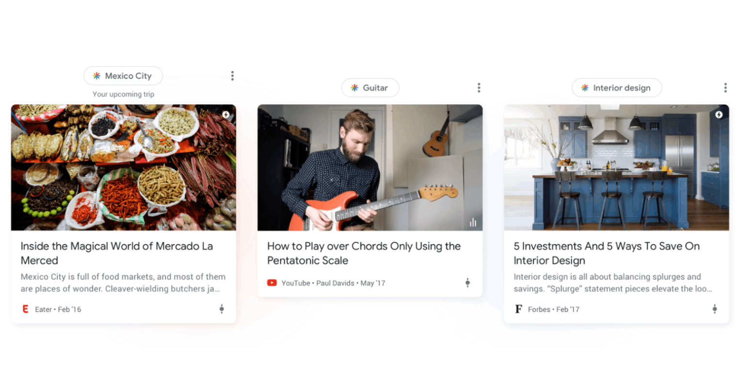 Google Feed, Now 'Google Discover,' is Getting a New Look and New Features