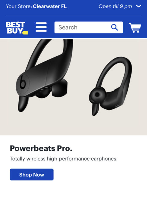 best buy mobile seo