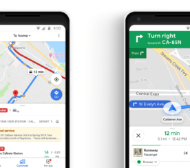 Google Maps Adds New Features to Assist Workers With Their Commute