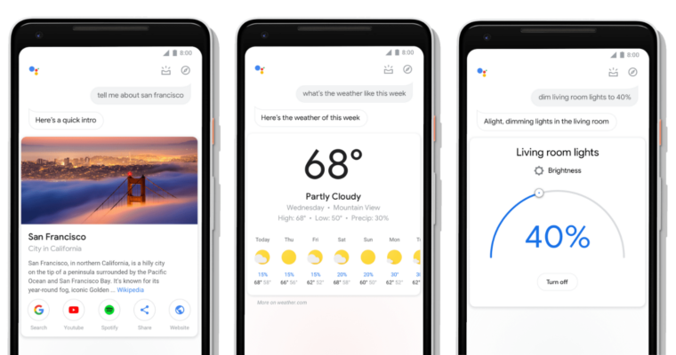 Google Assistant Gets Redesigned on iOS and Android