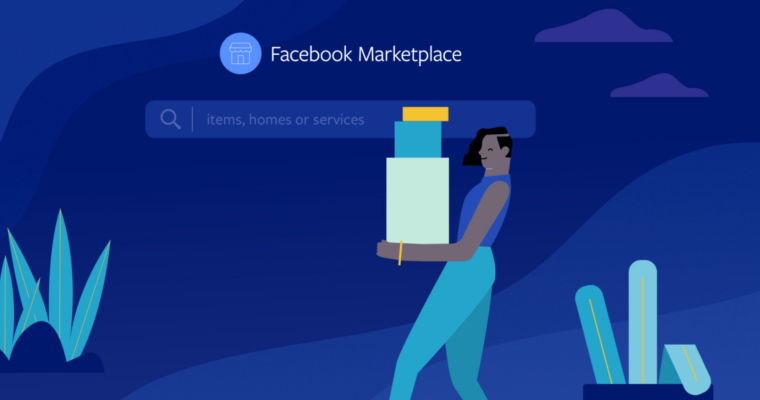 Facebook Enhances Marketplace With New AI Features for Faster Selling
