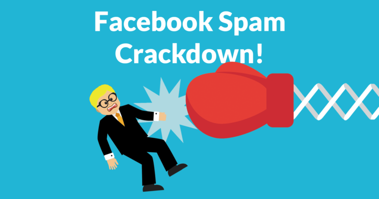 Facebook Targets Social Media Optimization Spam