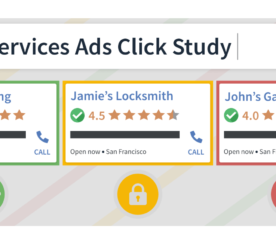 Google Local Services Ads Receive 13% of All SERP Clicks [STUDY]