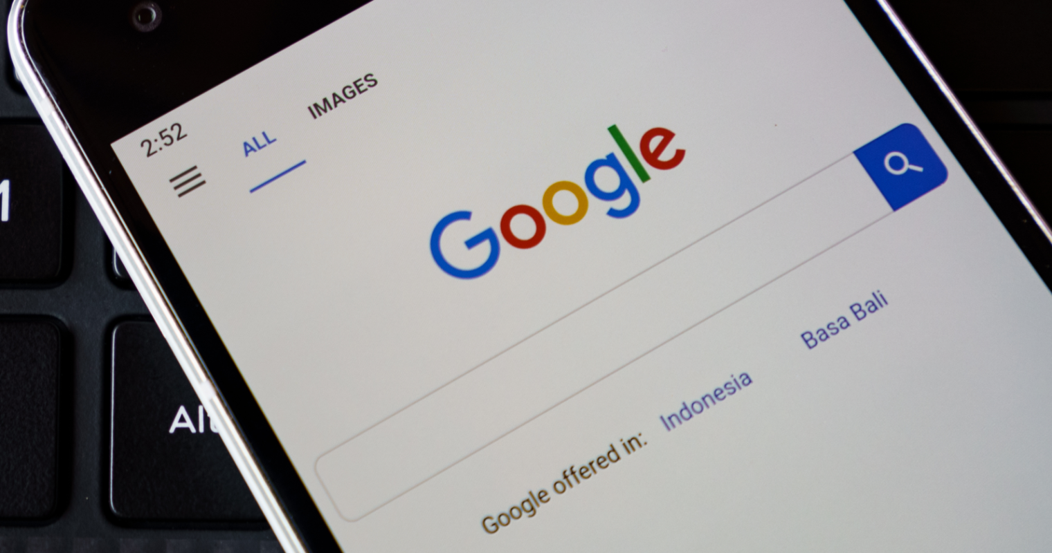 Google's Homepage on Mobile Receives a Major Redesign