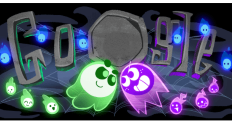 Google Celebrates Halloween With First-Ever Multiplayer Google Doodle