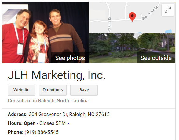 JLH Marketing Knowledge Graph