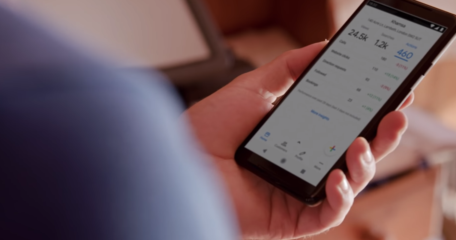 Google My Business App Updated With Ability to Create Posts, View Analytics, More