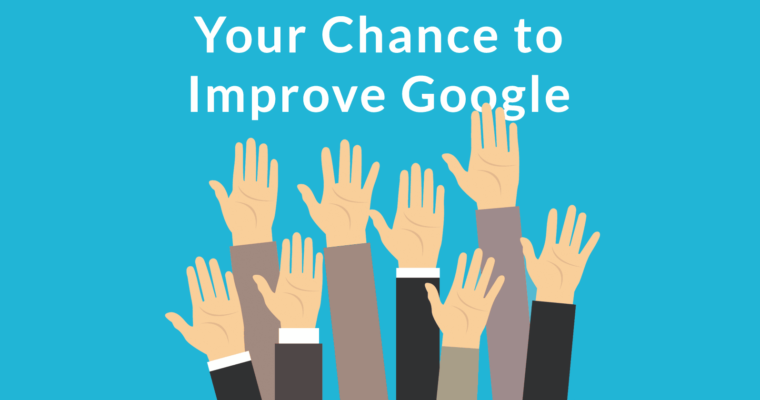 SEOs to Danny Sullivan: Here's How to Improve Google Search